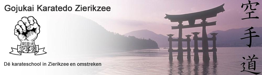 Gojukai Karatedo Zierikzee